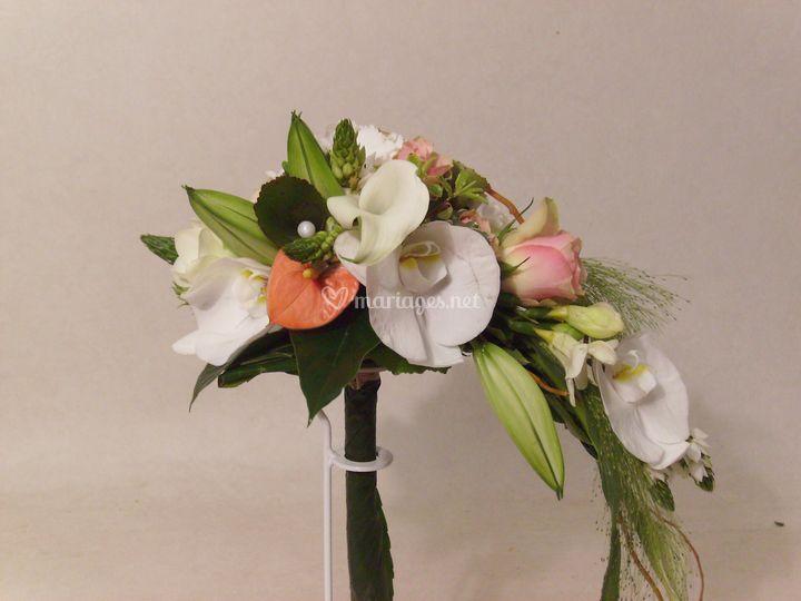 Bouquet Marié sur Bredy