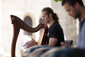 Ogma - Harpe & Handpan