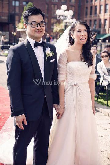Tiffany & Chi-Hung