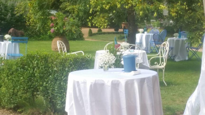 Jardin Vin d'honneur
