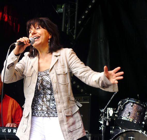 Rosette en concert