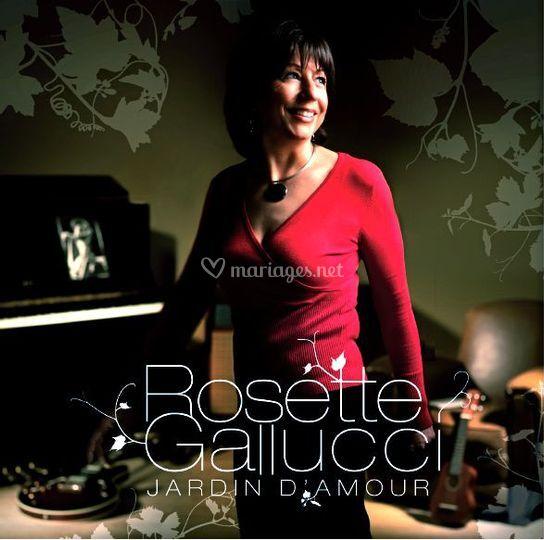 Pochette CD de Rosette