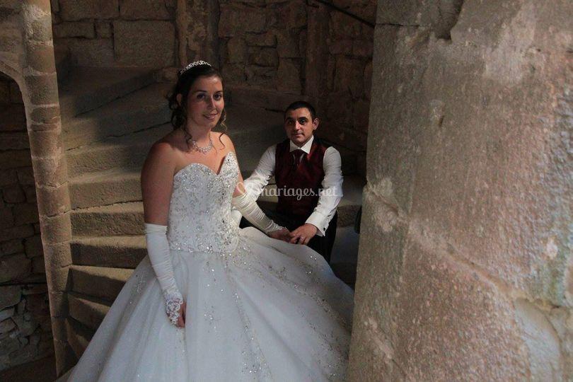 Mariage au chàteau
