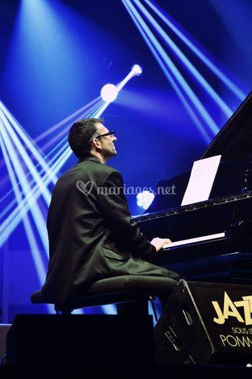 Francis Gambini festival jazz