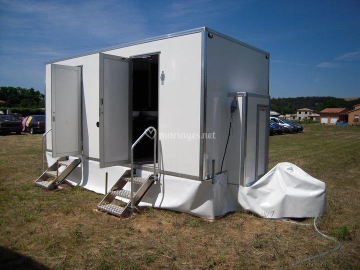 Caravane sanitaire VIP