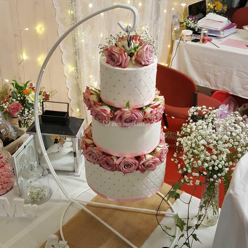 Wedding Cake Suspendu De Christelle En Cuisine Photo 1