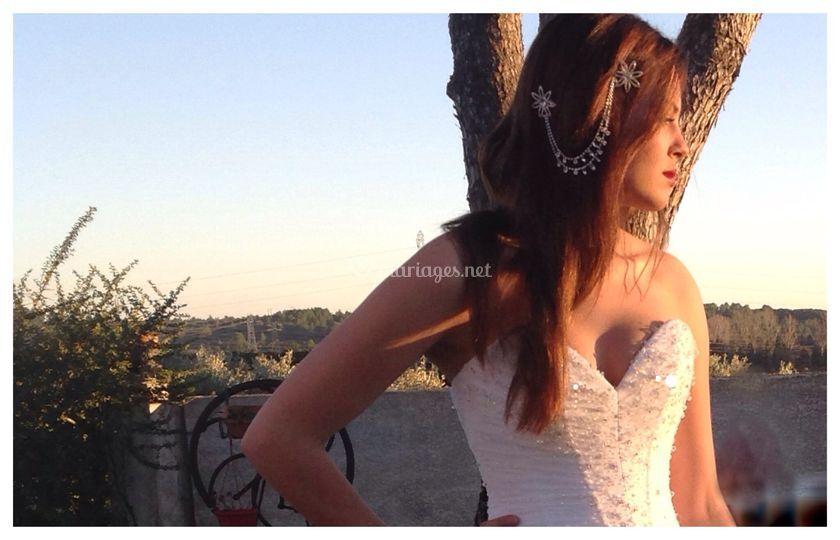 La mariée maline
