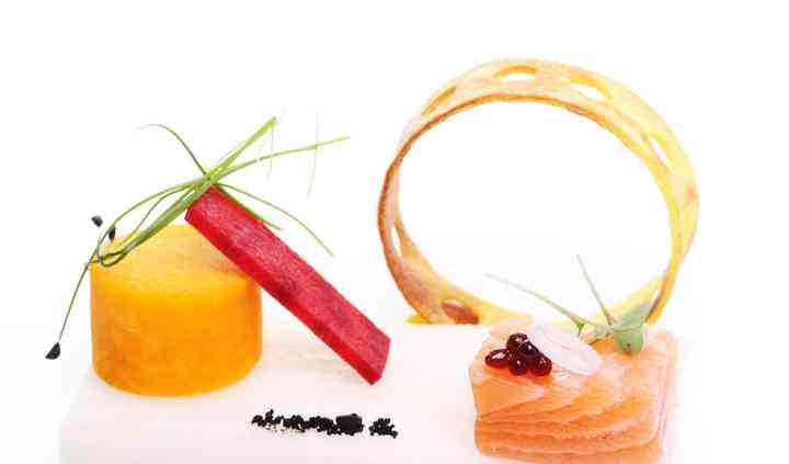 Coeur de filet de saumon