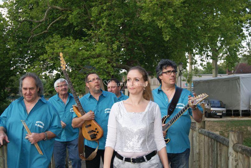 Photo de l'orchestre