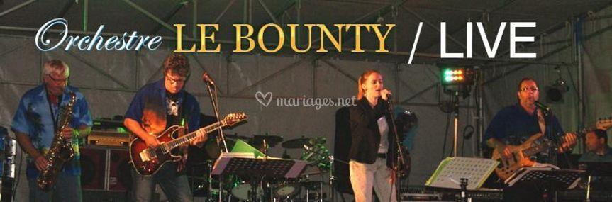 Le Bounty Orchestre