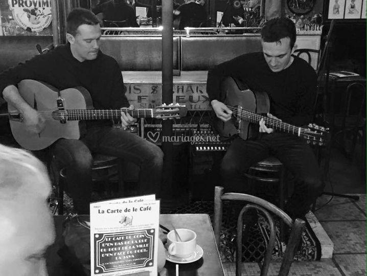 Concert En Salle Duo Guitares