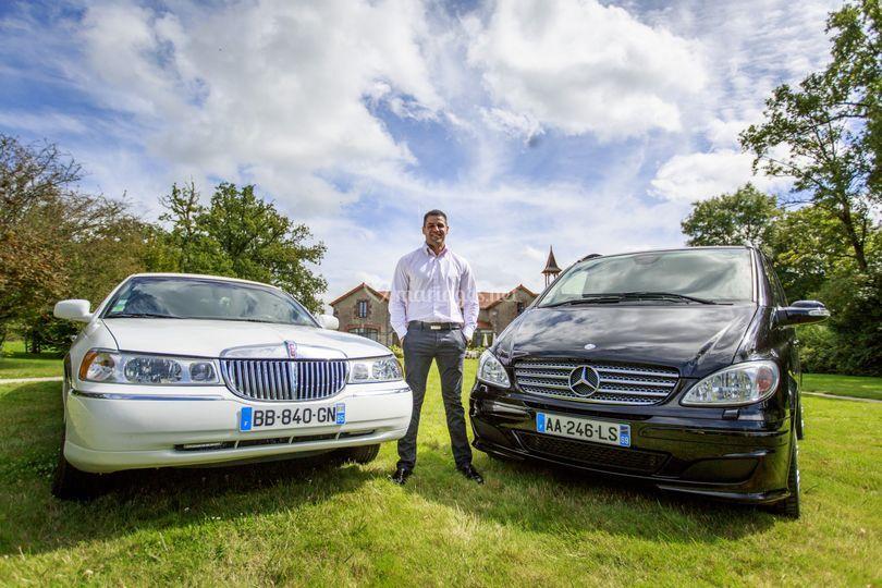 Chauffeur et gérant