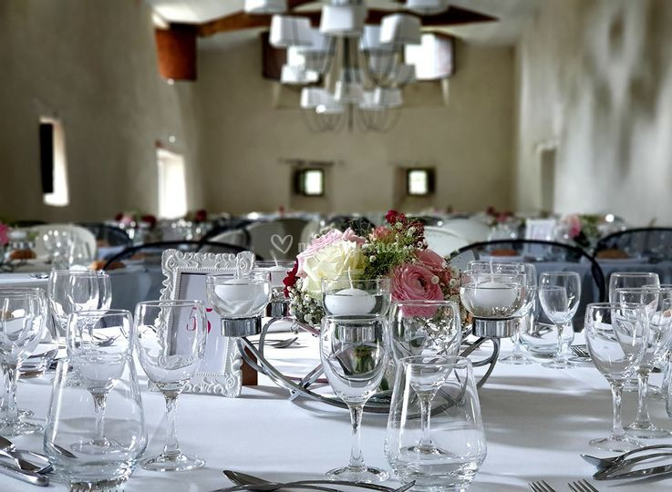 Salle du repas