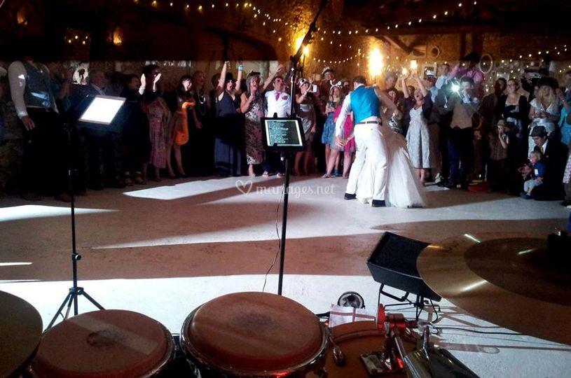 English wedding, Ch. Soulac