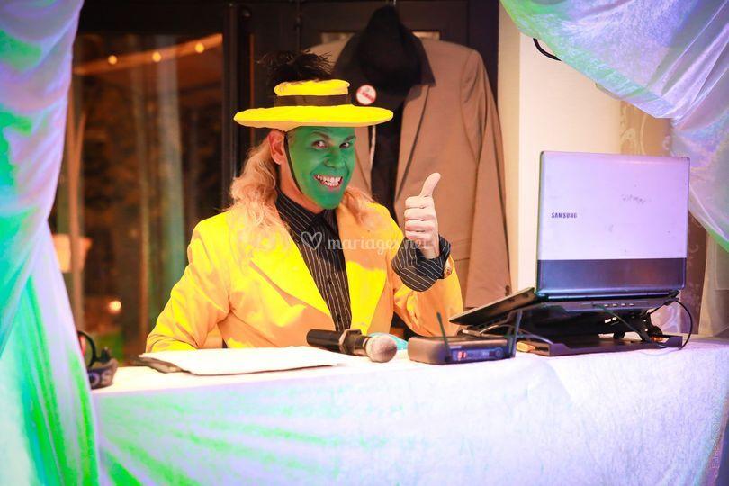 The Mask DJ