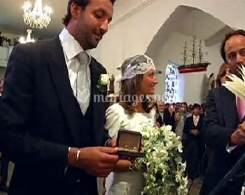 Michel et Jocelyne cérémonie
