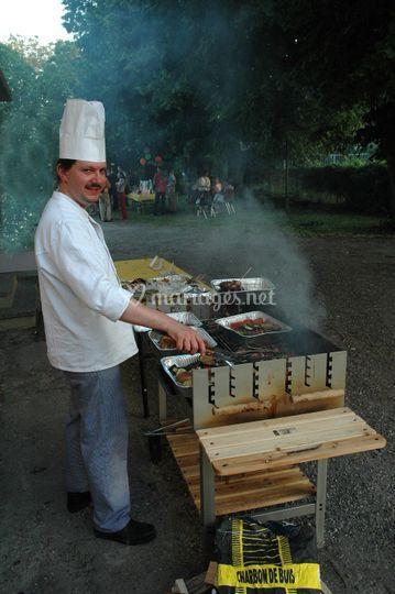 Spécialiste en barbecue