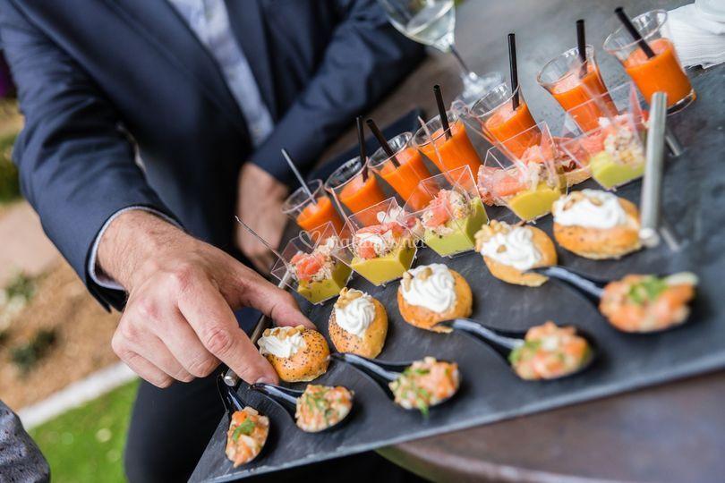 Pièces cocktail
