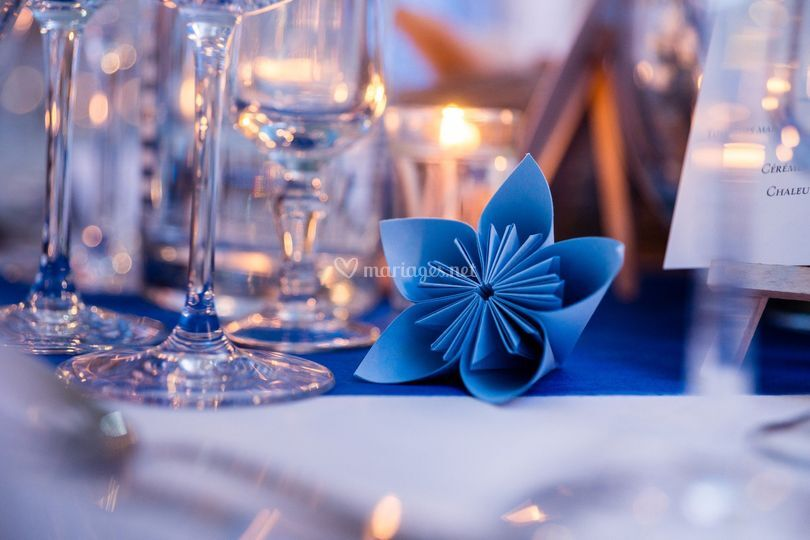 Thème bleu