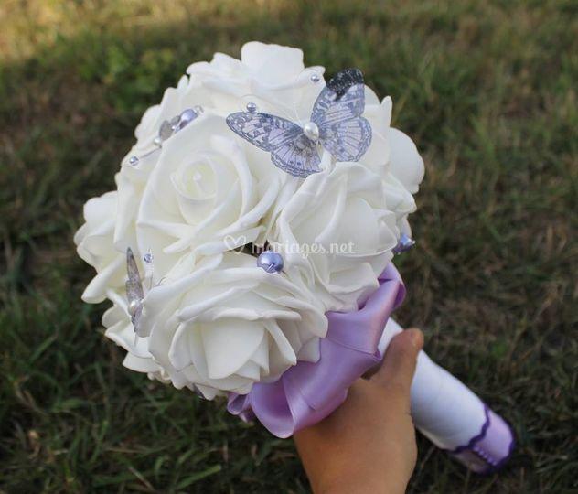 Bouquet Lysandra