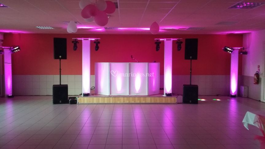 Mariage 120 personnes