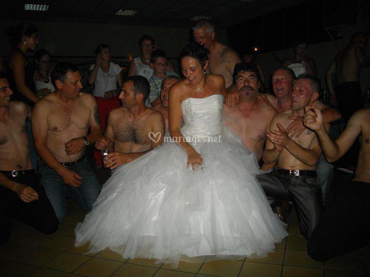 Des mariages