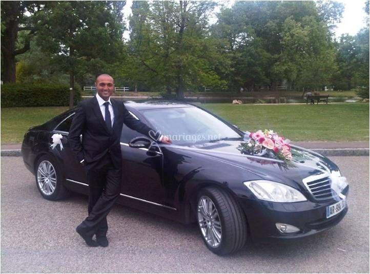 Chauffeur mariés