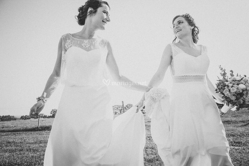 Mariage de Sophie & Lucile