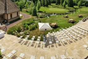 Golf Parc Robert Hersant by Philippe Brami Le Mariage