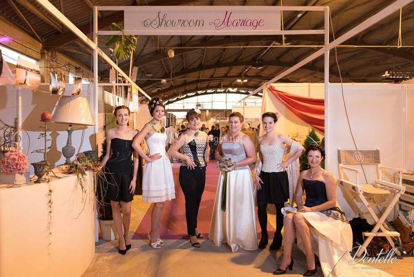 Showroom Mariage 2016