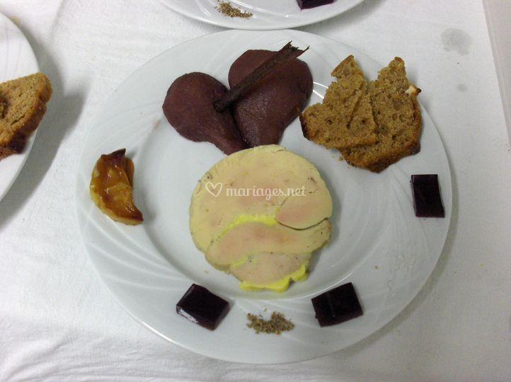 Plats cuisinés maison