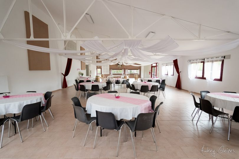 Location salle mariage 34