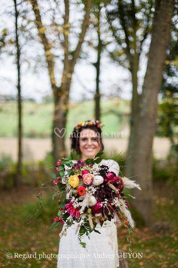 La mariée d'automne
