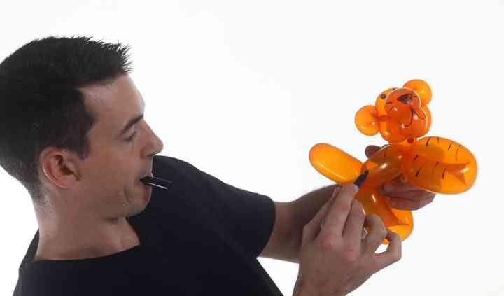 Sculptures de ballons