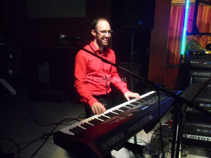Le pianiste/Nicolas