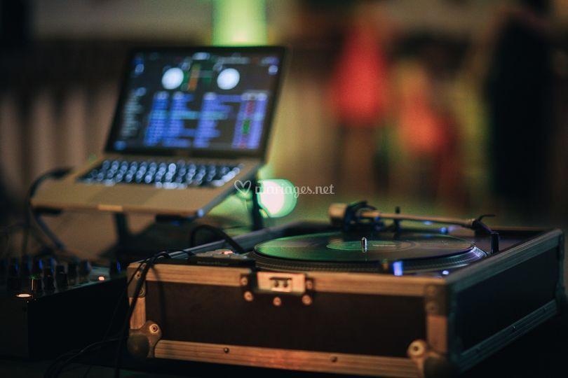 Instrument Vinyl numérique