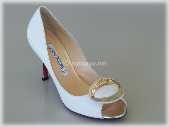 Escarpin open toe