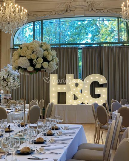 Lettres H&G