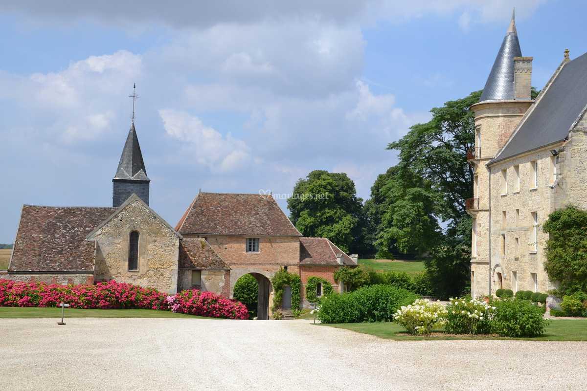 Porche D Entrée Bois château et porche d'entrée de domaine de boissy le bois | photos