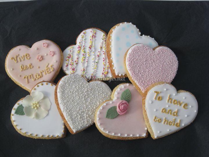 Cookies décorés
