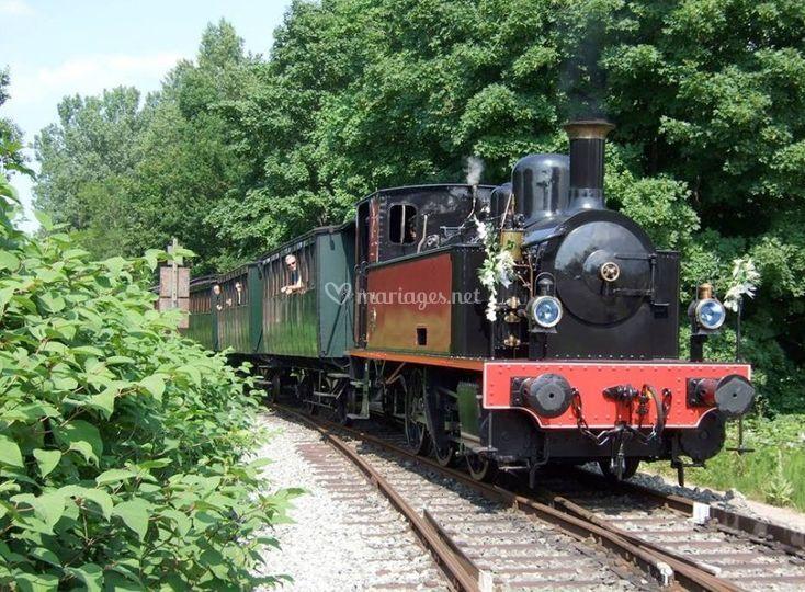 Train Thur Doller Alsace
