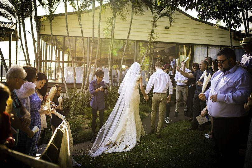 Mariage en Australie