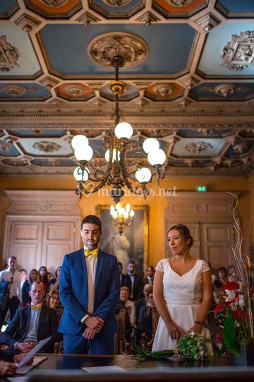 Élise & Paul Mairie