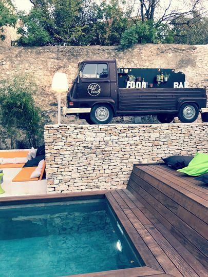 Chill Truck, bar truck