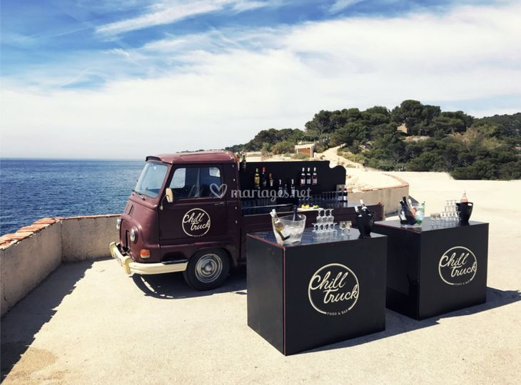 Chill Truck, le camion