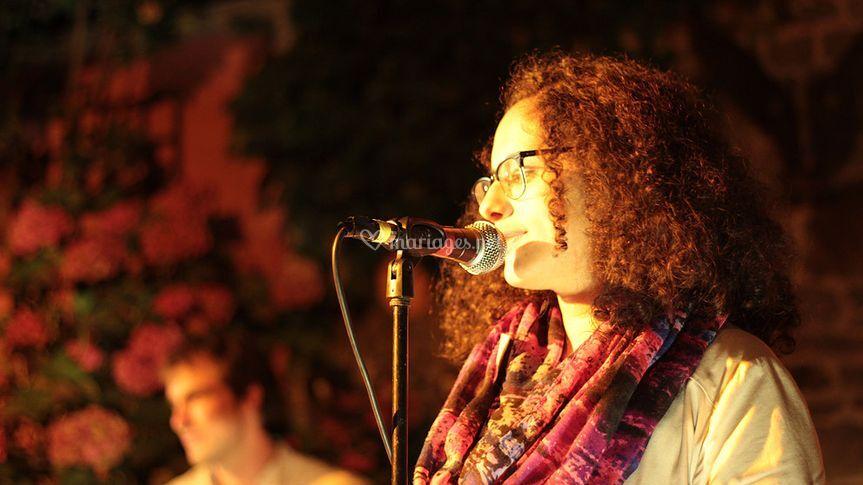 Concert chanteuse