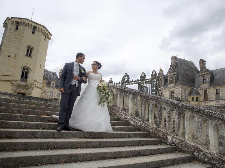 Photo de couple St Aignan