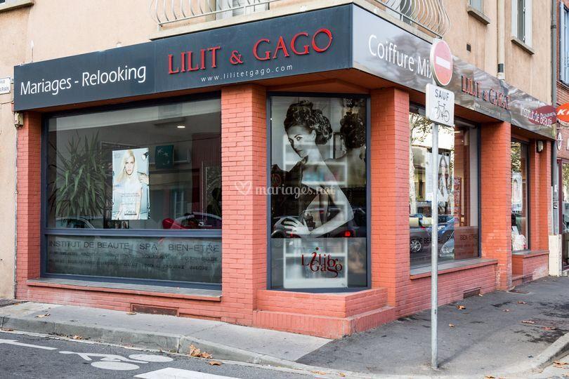 Salon Lilit et Gago