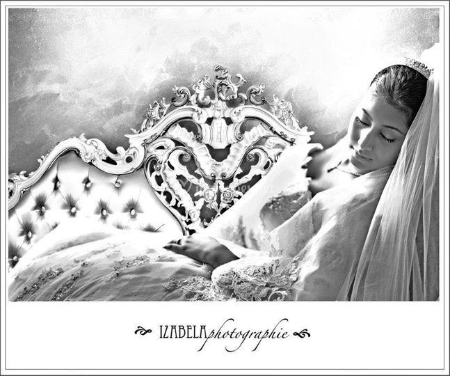 La mariée au bois dormant