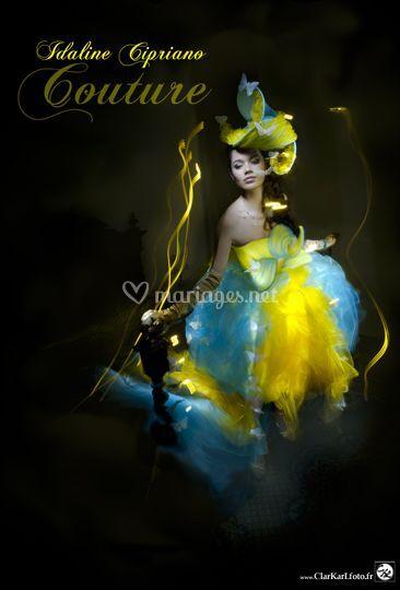 Idaline Cipriano Couture